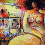 Gemälde von Victor Shtivelberg